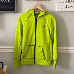 Nike zip up hoodie!